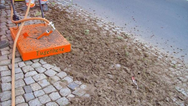 "Paver Joint Cleaner ""Fugenhexe"""