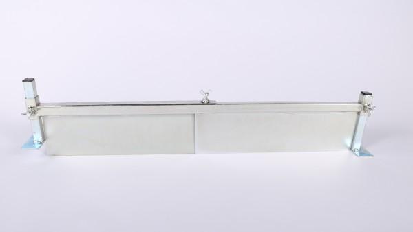 Abziehbohle, stufenlos 500 - 900 mm