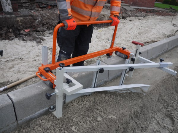 Concrete Screeding System